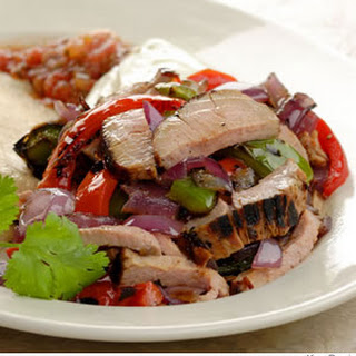 Pork Fajitas Recipe