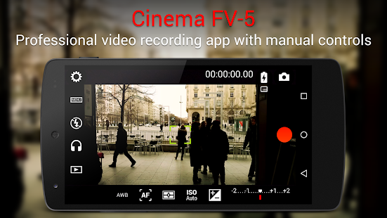 Cinema FV-5 Screenshot