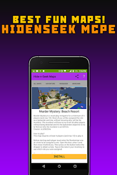 Download Verstecken Spielen Minecraft Karten Apk Latest Version App - Minecraft verstecken spielen deutsch