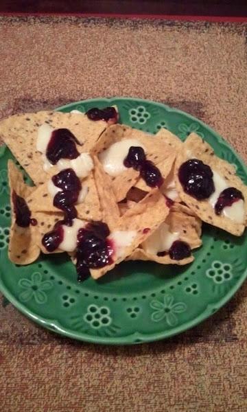 Brie Nachos Recipe