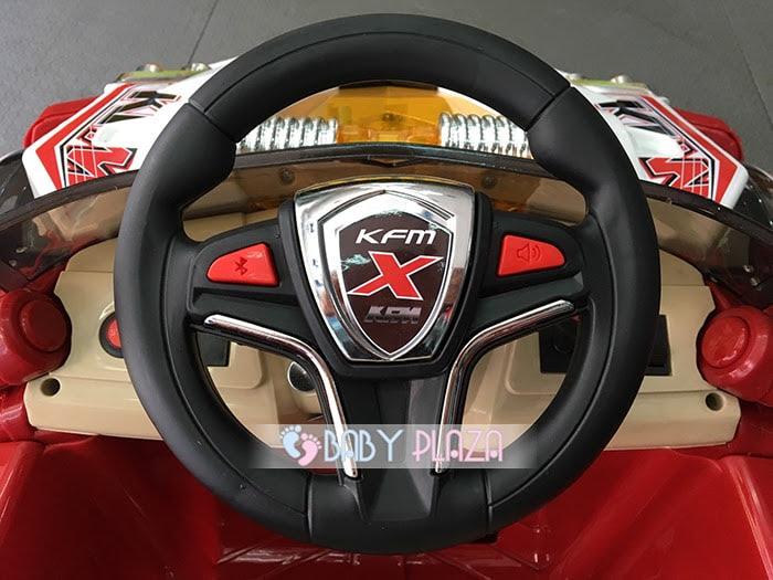 Xe ô tô điện dành cho bé WXE-8388 8