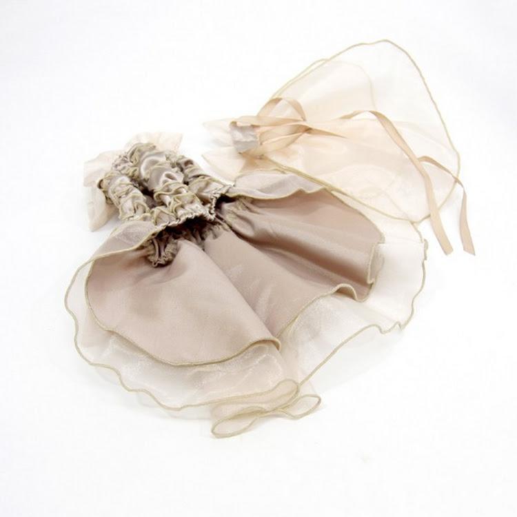 [Valentine PROMO] Jaiden Dog Wedding Gown