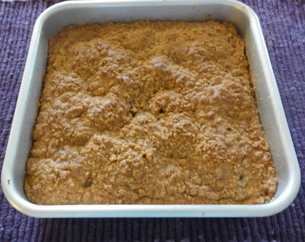 Bake for35-40 minutes.  Let cake cool for 5-10 minutes and then cut into...