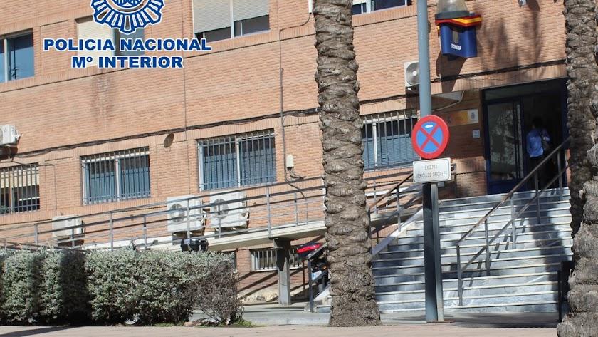 Dependencias de la Policía Nacional de El Ejido.