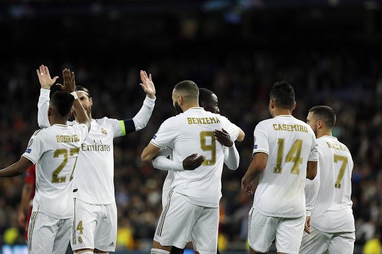 Un coéquipier en moins pour Hazard et Courtois: trois à six semaines d'absence