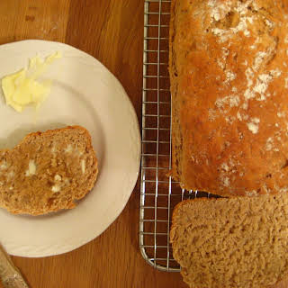 Oat And Apple Cider Yeast Bread.