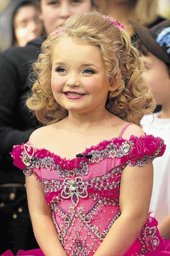 Six-year-old Alana 'Honey Boo Boo Child' Holler