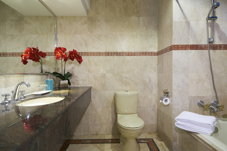 Bathroom at West Coast Road Apartments, Clementi