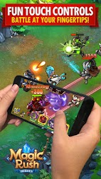 Magic Rush: Heroes APK screenshot thumbnail 6