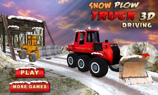 玩免費模擬APP|下載실제 겨울 눈 트럭 운전사 app不用錢|硬是要APP
