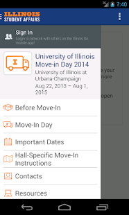 Illinois Student Affairs- screenshot thumbnail