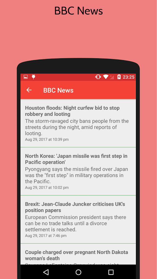 Novita: news- screenshot