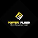 Power Flash Customer APP icon