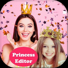Princess salon photo editor