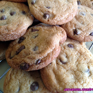 Best Ever Chewy Yummy Chocolate Chip Cookies!.