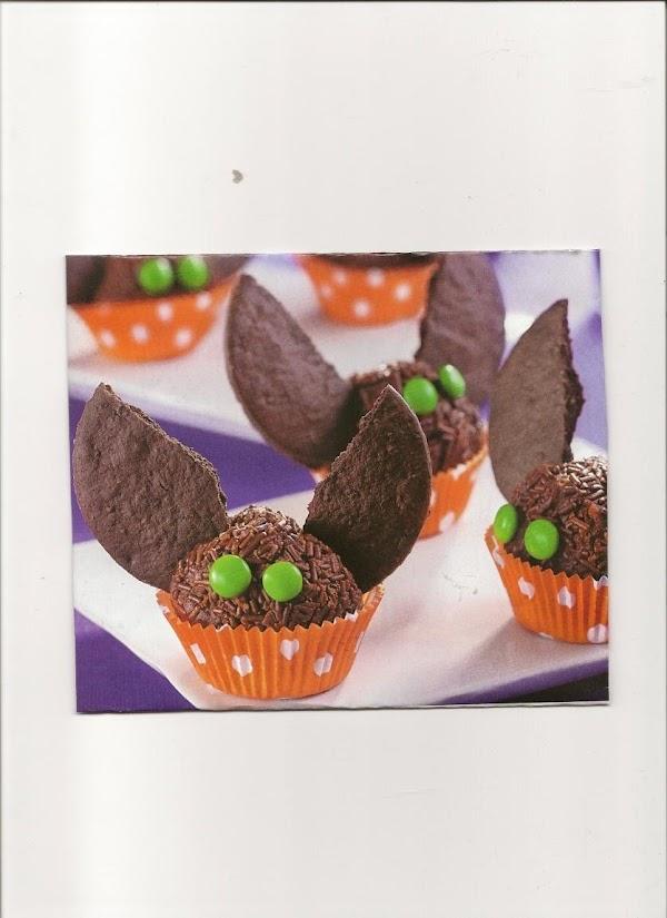 Batty Brownie Truffles Recipe