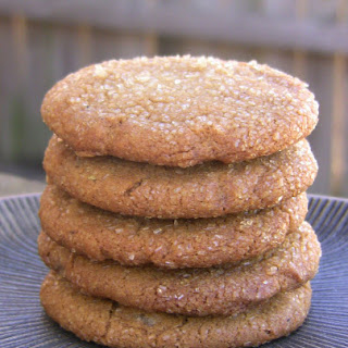 Ginger Cookies Coconut Oil Recipes.