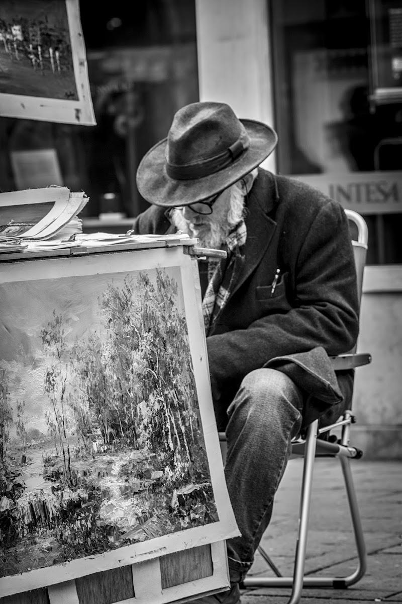 Il paesaggista di strada di Alessandro Zaniboni Ph