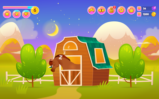 Pixie the Pony - My Virtual Pet apkpoly screenshots 11