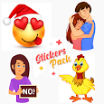 New Love stickers - Lovely WAStickers Pack