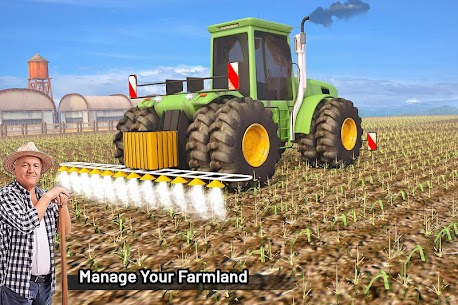 Modern Farming Simulator 2020 – Drone Simulator 3d Apk Latest Version Download For Android 2