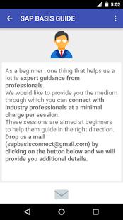 SAP BASIS GUIDE - náhled