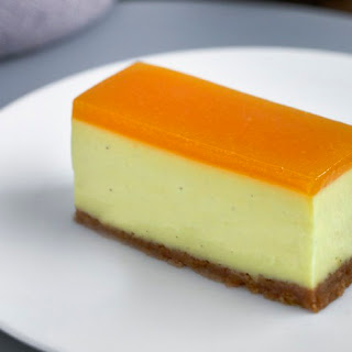 Quince Paste Cheesecake.