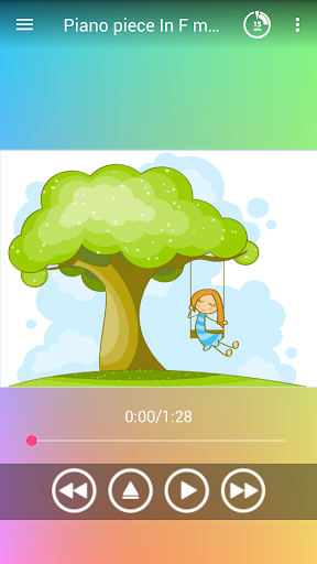 Classical music for baby 1.05 screenshots 3