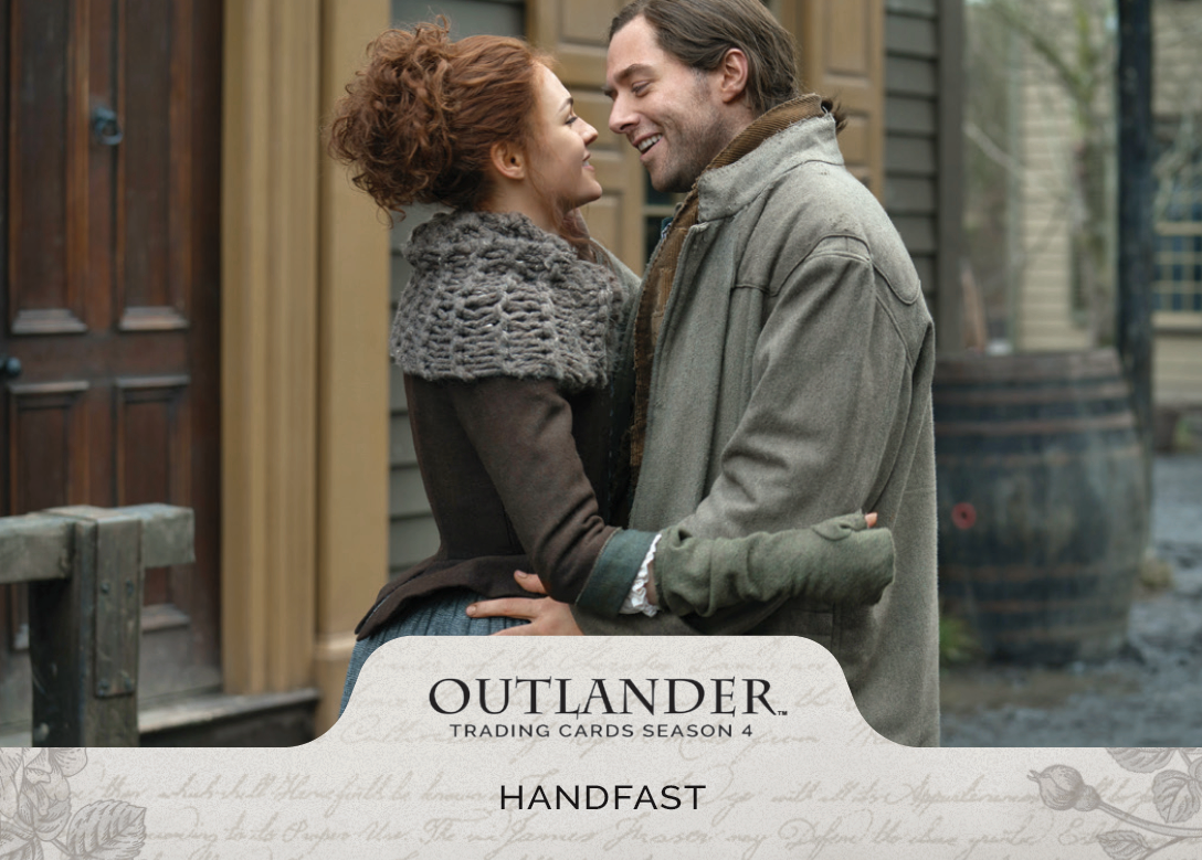 Outlander Trading Cards Season 4: Base Set