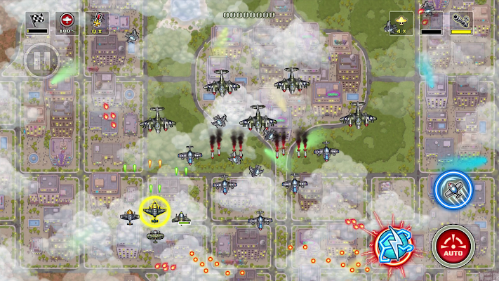 Aces of the Luftwaffe - Squadron: Extended Edition Screenshot Image