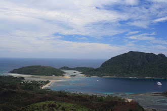 Photo: Sawa I lau Anchorage, Yasawa