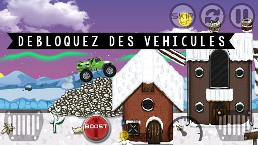 Télécharger Gratuit Monster Truck Hero  APK MOD (Astuce) screenshots 1