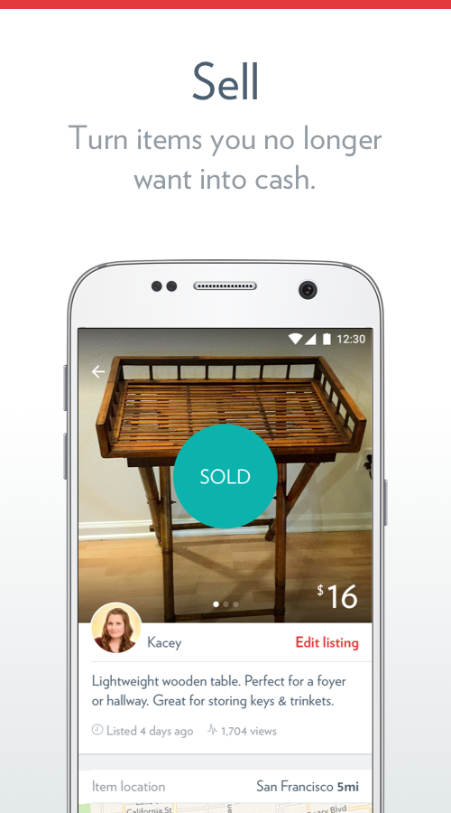 Close5: Buy & Sell Locally- screenshot
