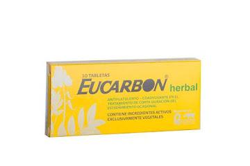 Eucarbon Herbal Tabletas