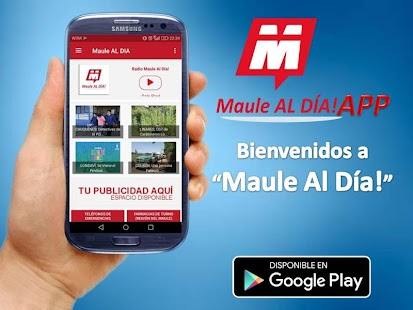 Maule Al Día- screenshot thumbnail