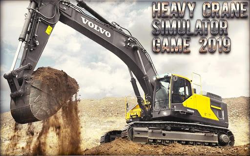 Heavy Crane Simulator Game 2019 u2013 CONSTRUCTIONu00a0SIM 1.2.5 screenshots 8