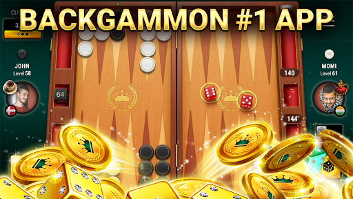 Backgammon Live - Play Online Free Backgammon apkslow screenshots 1