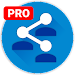 Share Contacts PRO Icon