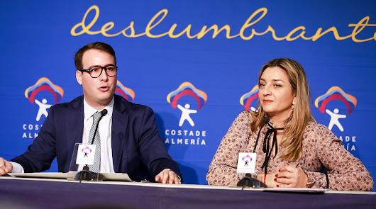 David Bisbal promocionará Costa de Almería en Fitur