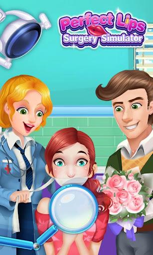 完美唇形整形手術 - 免費醫生遊戲