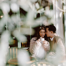Wedding photographer Elizaveta Buanna (LisaB). Photo of 29.10.2015