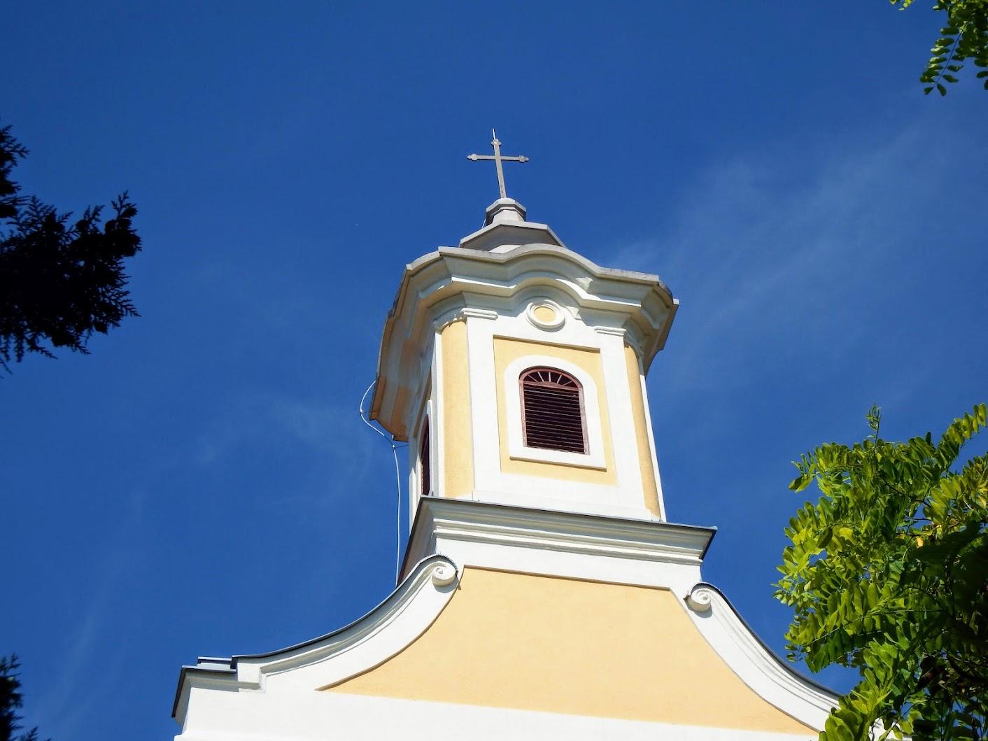 Győr-Szabadhegy - Kismegyeri Szent Anna-temetőkápolna