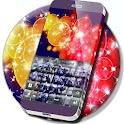 红色黄色键盘 icon