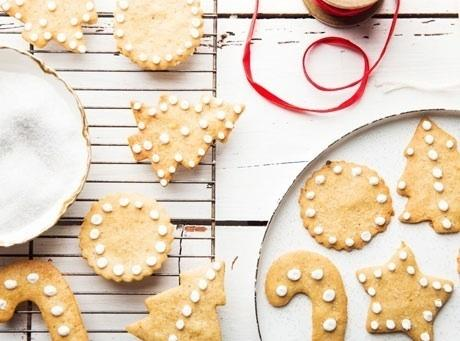 Salted Brown Butter Cookies Recipe