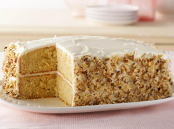 Nana Sour Cream Cake Recipe