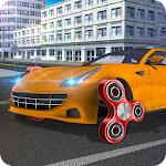 Drive Spinner Car Simulator Icon