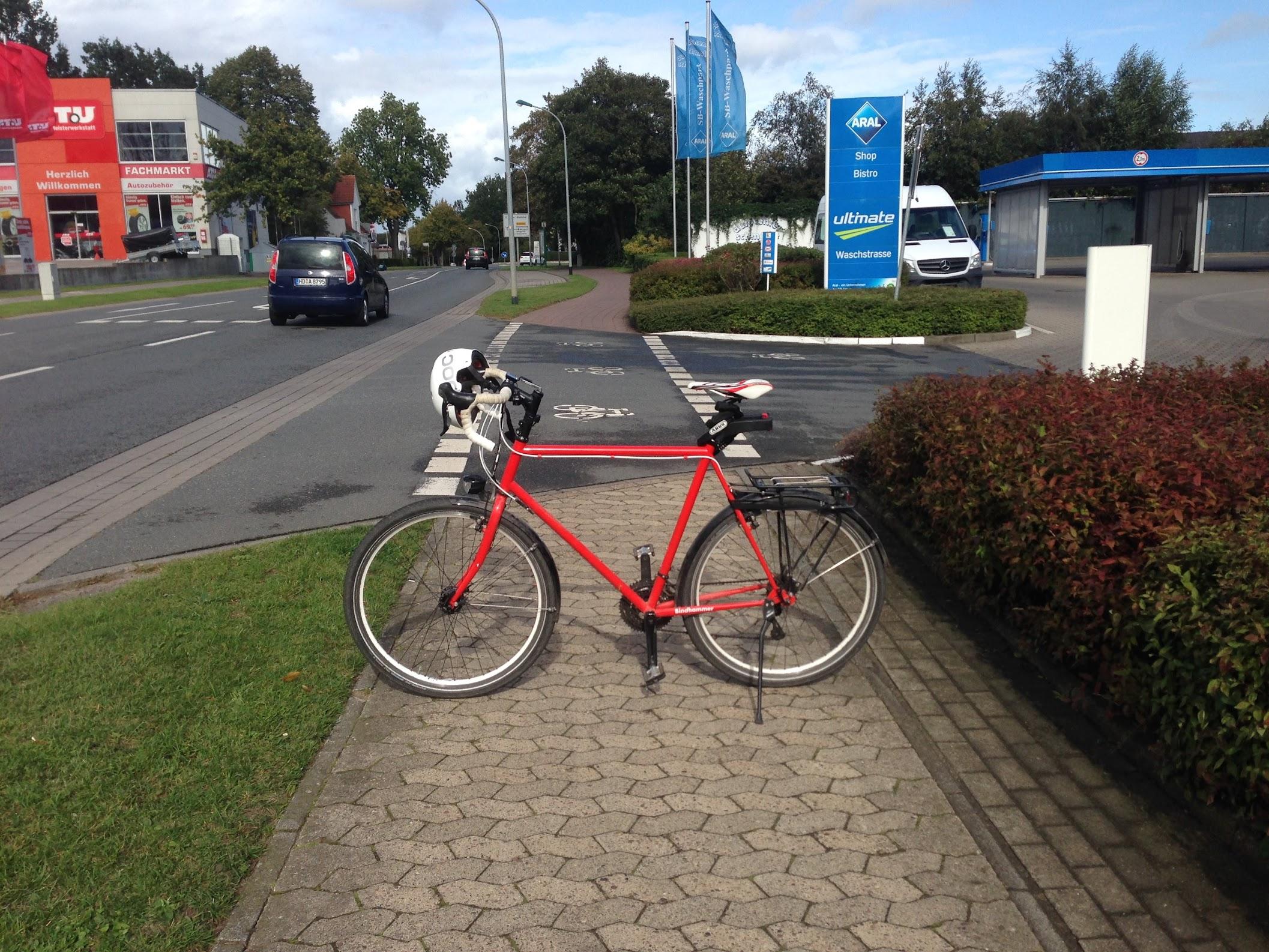 Radweg Ritterhuder Straße