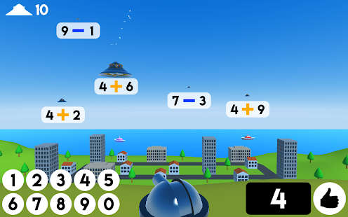 Maths Attack - Brain Training- screenshot thumbnail