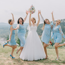 Wedding photographer Mariya Komarova (Marika90). Photo of 23.08.2018