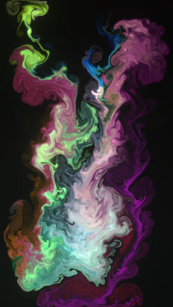 Fluid Simulation Screenshot Image